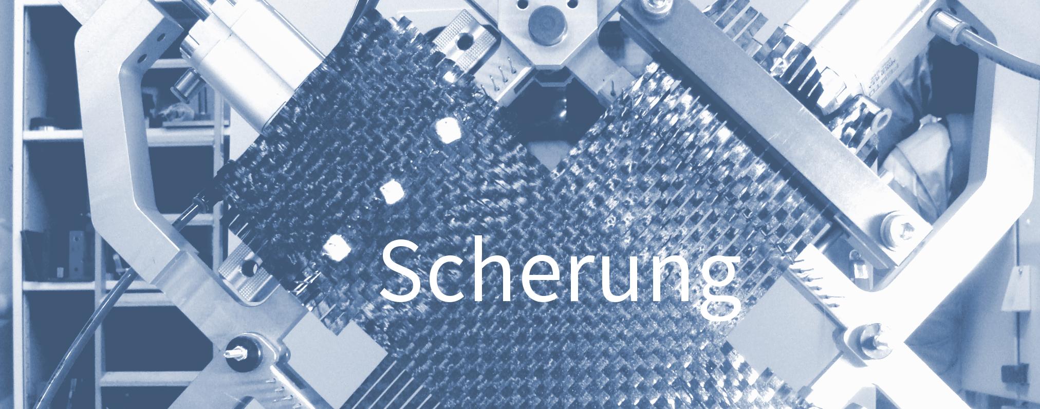 Materialcharakterisierung für die Drapiersimulation und ...