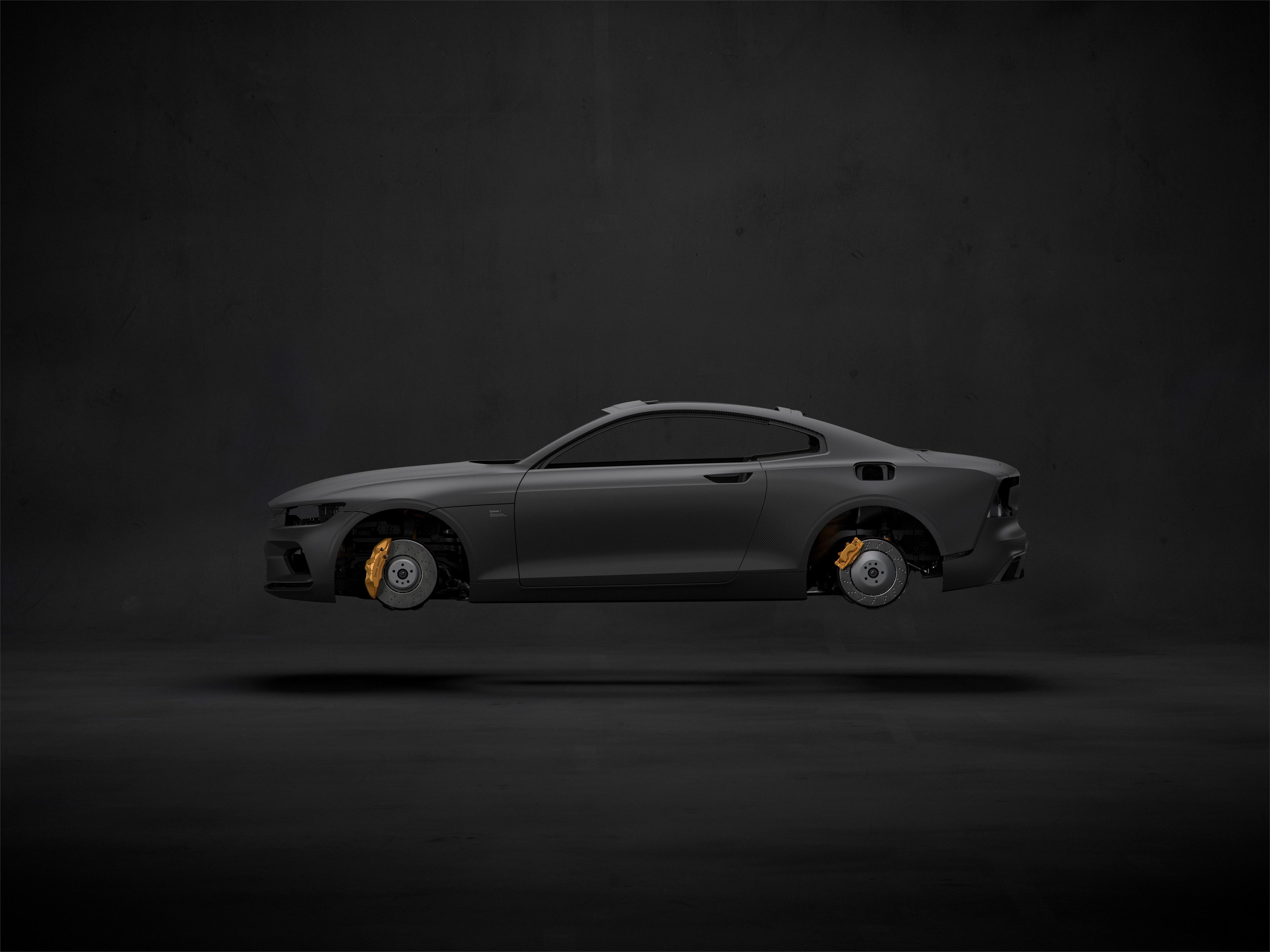 Kohlefaserbauteile bei Volvo: Composite-Leichtbau mit innovativen Design